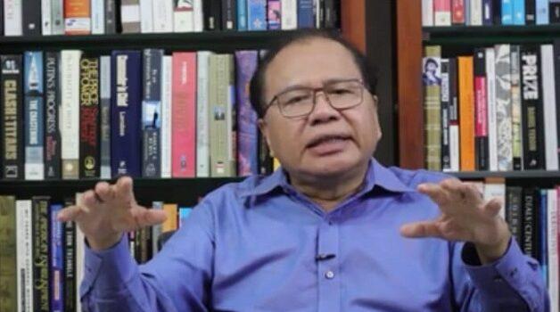 Rizal Ramli, SBY Sampai JK Resah Lantaran Jokowi Menjerumuskan Demokrasi Indonesia