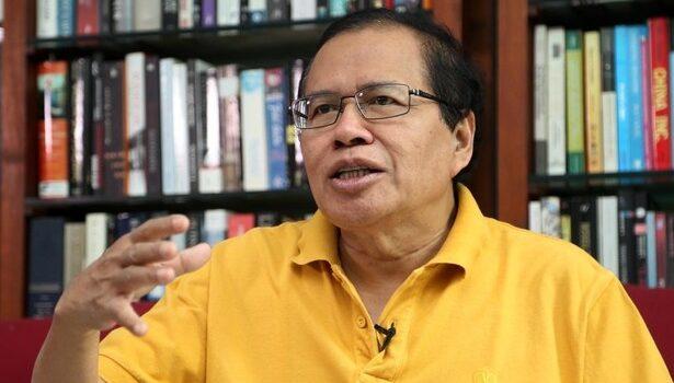 Rizal Ramli Prihatin dengan Konflik di Tubuh Partai Demokrat